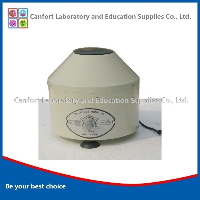 Laboratory low speed desktop electric centrifuge model 800