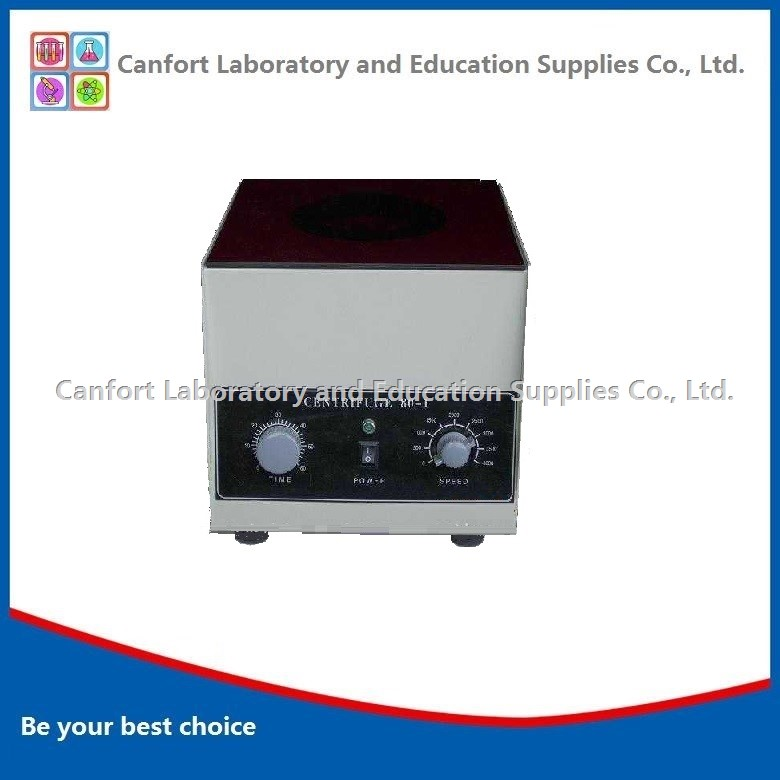 Laboratory low speed desktop electric centrifuge model 801