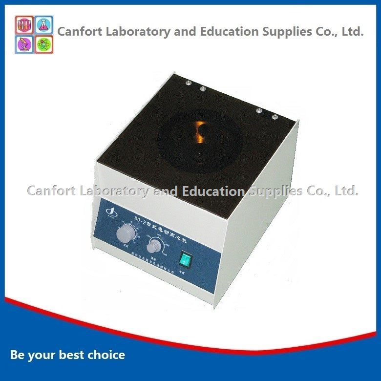 Laboratory low speed desktop electric centrifuge model 802