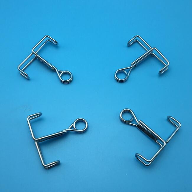 Mohr's Tubing Clip, Tubing Clips