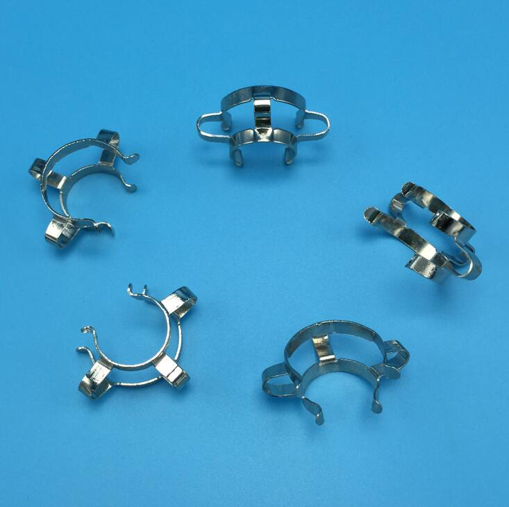 Stainless steel connection clamp