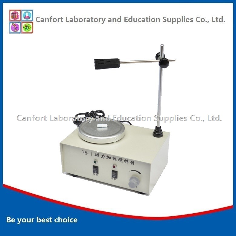 Magnetic stirrer with hotplate Model 78-1