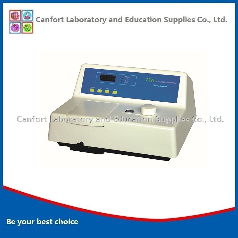 Visible spectrophotometer model 722S