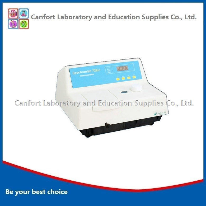 Visible spectrophotometer model 722SP