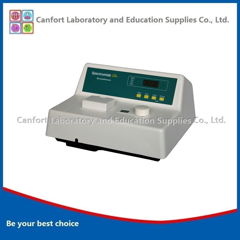 Visible spectrophotometer model S23A