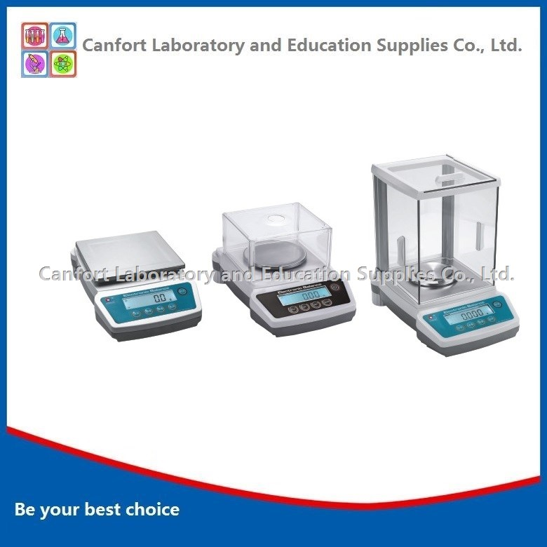 Precision balance for laboratory, Model JA