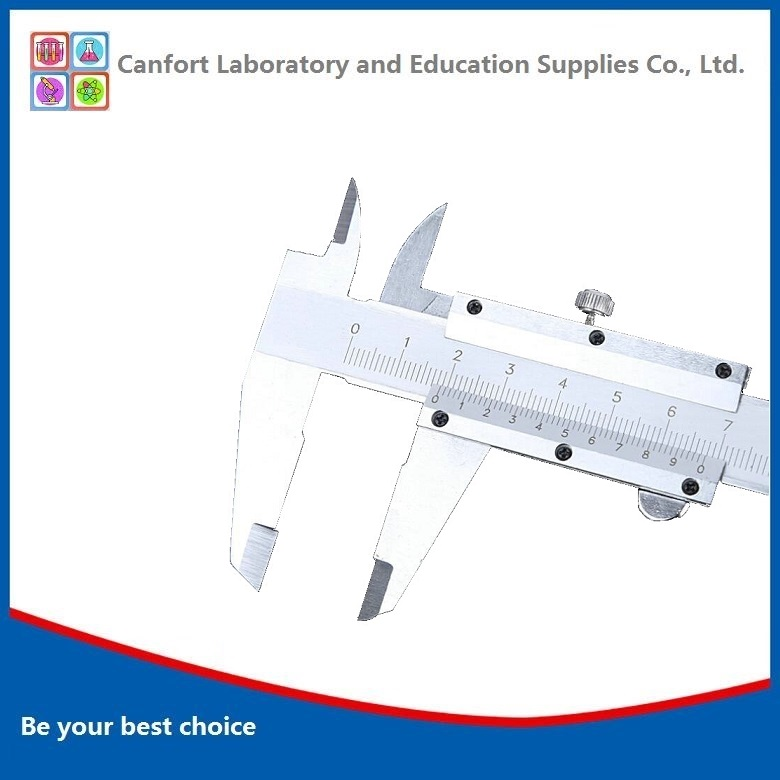 Hand tool 0-150mm/0-6in Vernier Caliper for Student/Education/General Application