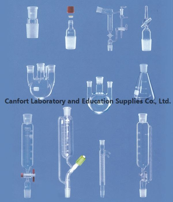 Customized laboratory glassware