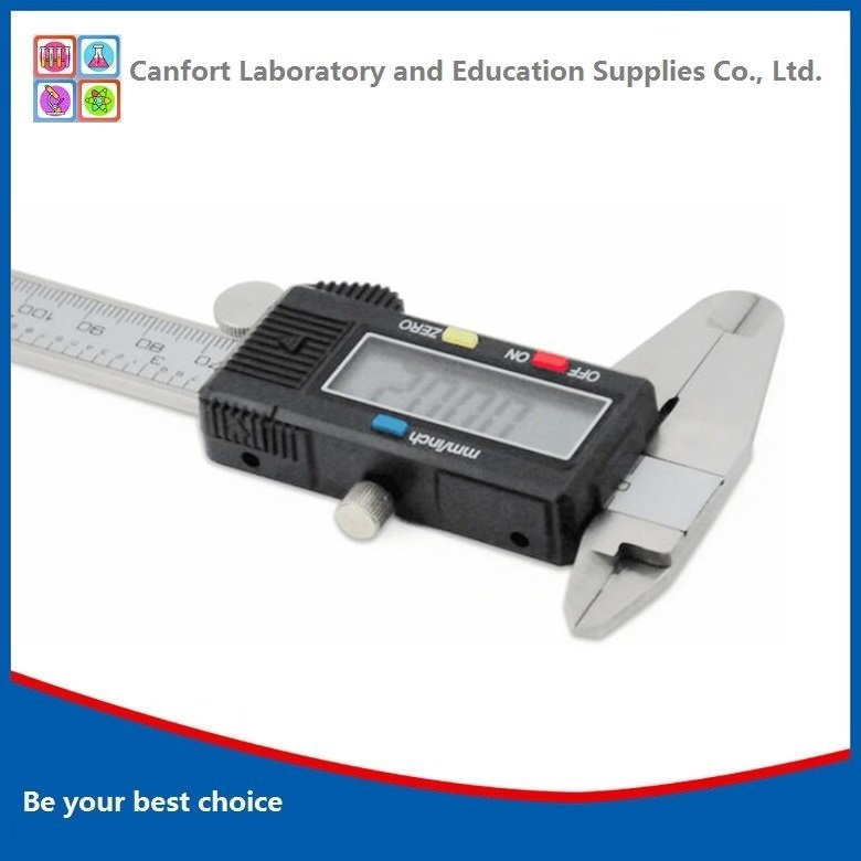 High precision 0-150mm/0-6in Digital Caliper for Student/Education/General Application