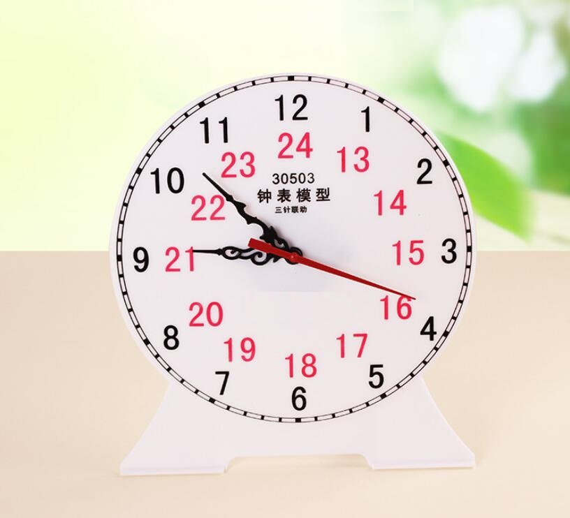 Teaching Model, Clock Model for Student/School