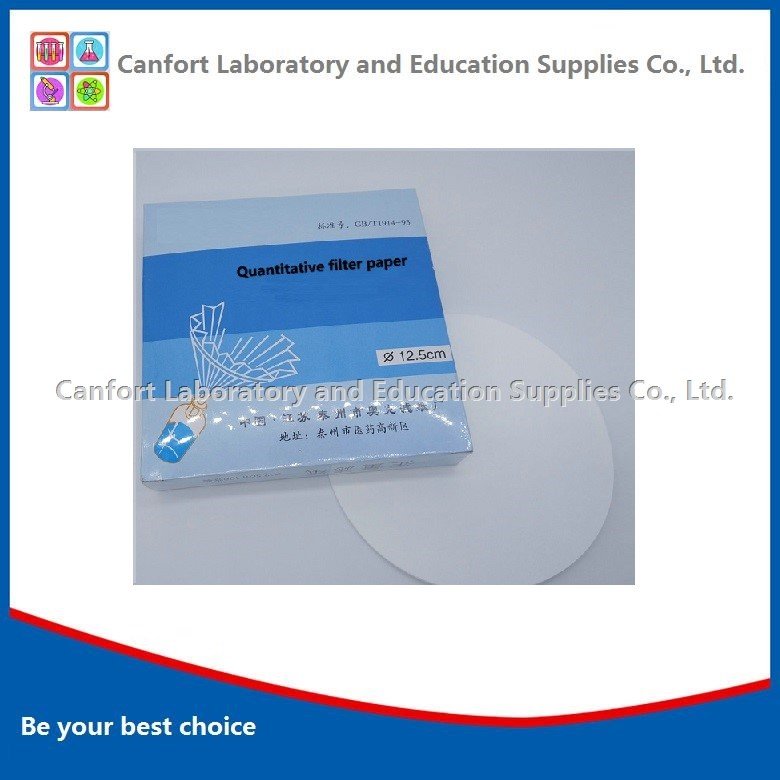18cm Quantitative Filter Paper, Ashless