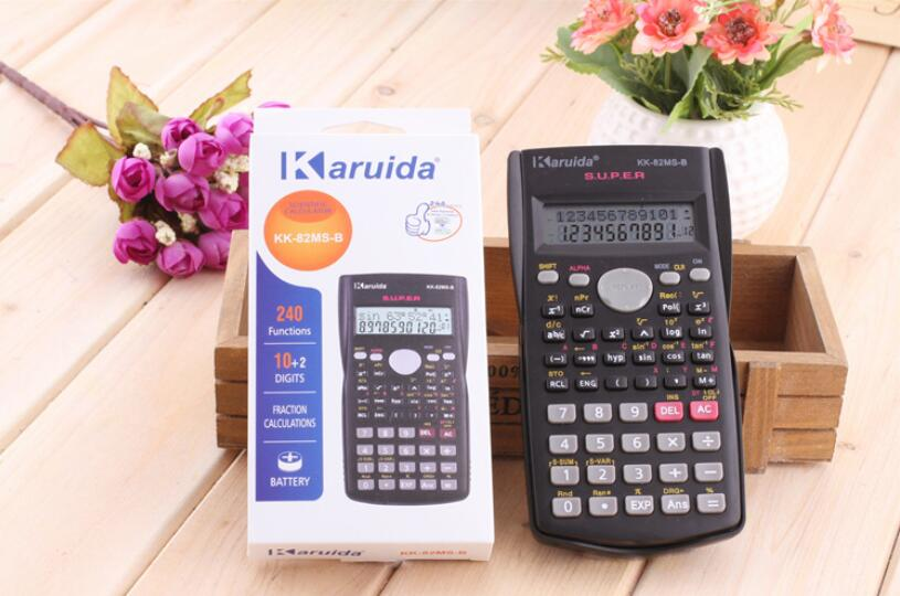 Scientific Calculator 82MS-B for teaching