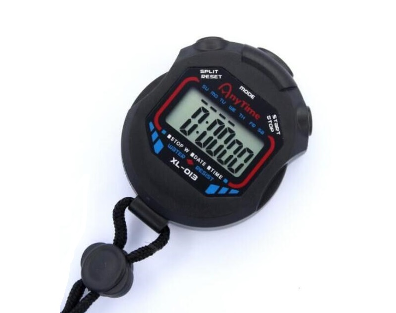 2 Channels Stopwatch with Multi Function