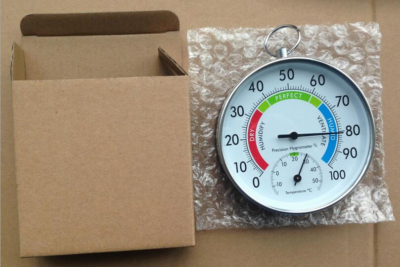 10cm Thermohygrometer (Thermometer Hygrometer)