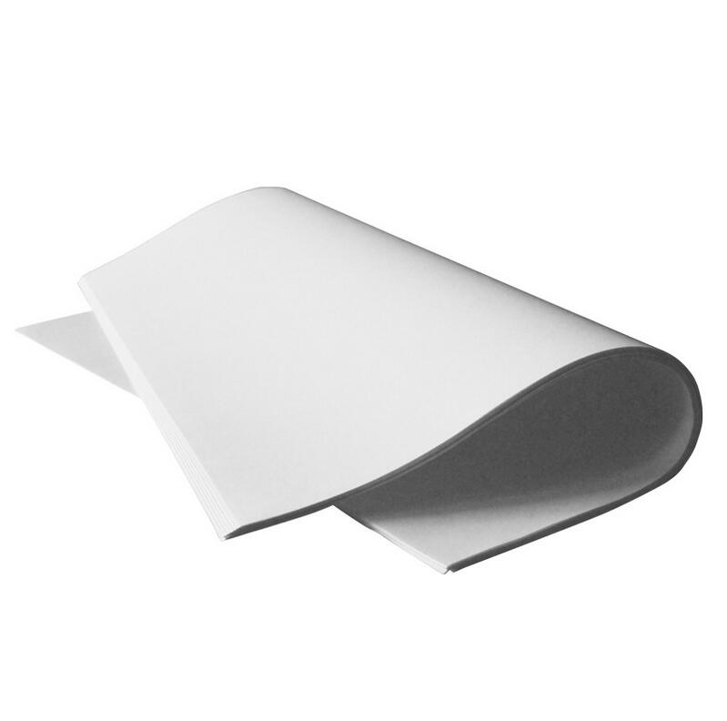 Big sheet square filter paper