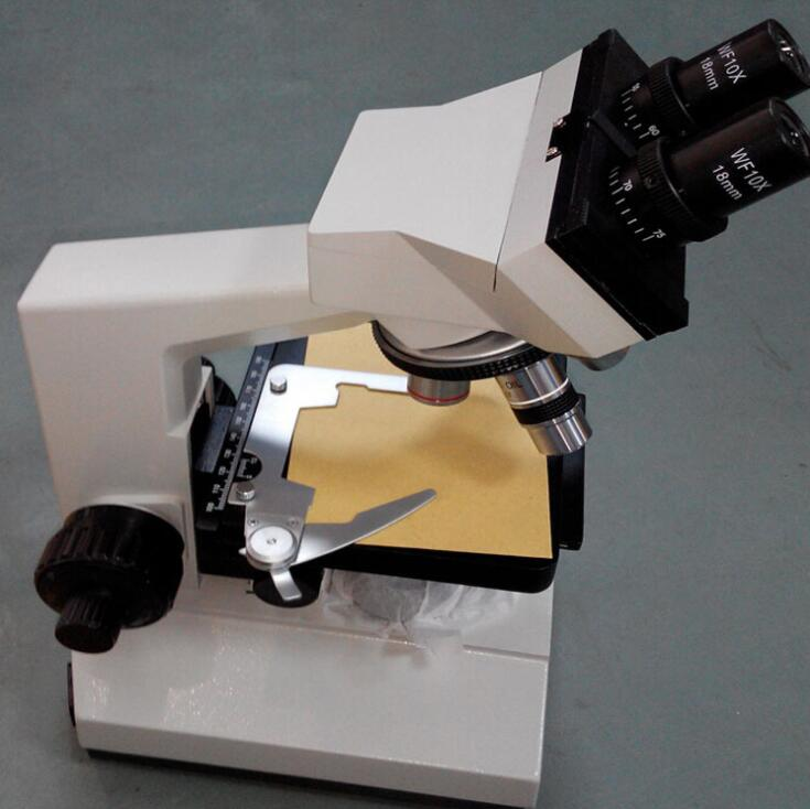 Professional Binocular Biological Microscope 40X-1600X XSZ-107BN