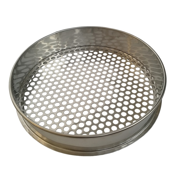 Test sieves, stainless steel