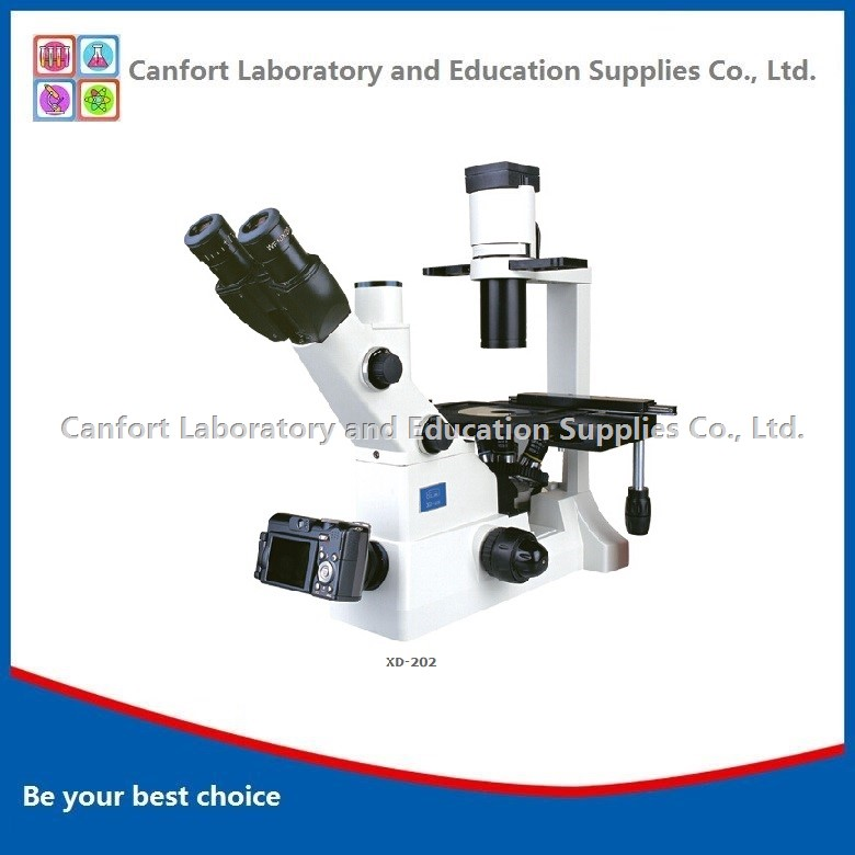 Seidentopf Binocular Viewing Head biological Microscopes XD-202