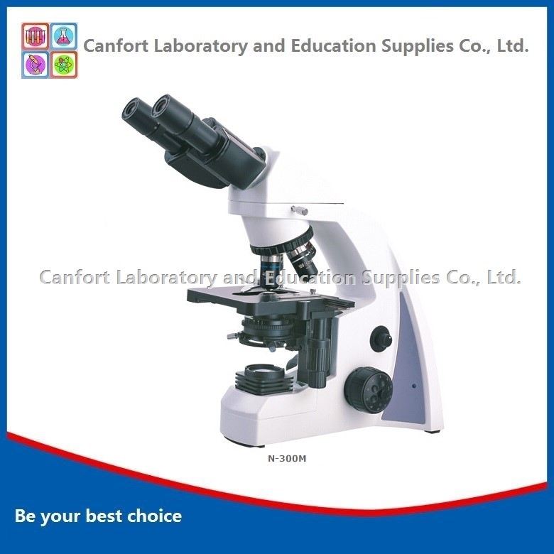 Binocular Viewing Head Biological Microscope N-300M