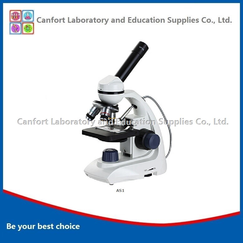 Cost-effective Monocular Biological Microscope AS1