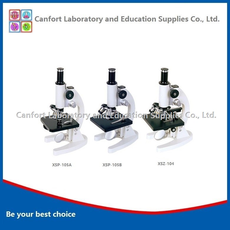 Sharp image low price student Biological Microscope XSP-105