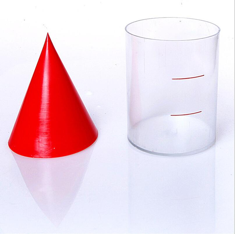 Demonstration of Cone Volume