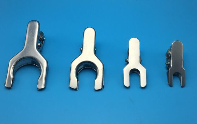 Spherical Joint Pinch Clamp