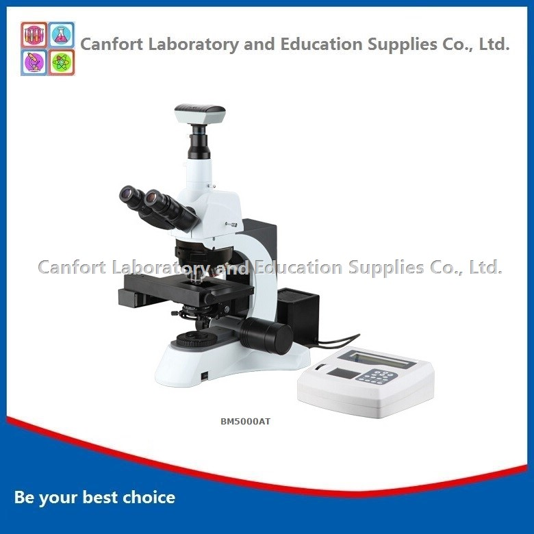 Binocular biological motorized Auto-Focus Microscope BM5000AT